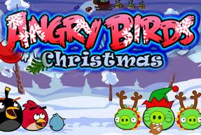 Angry Birds Christmas BTD