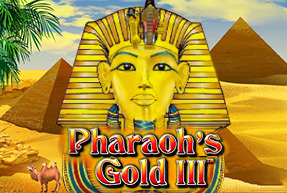 Pharaohs Gold III BTD